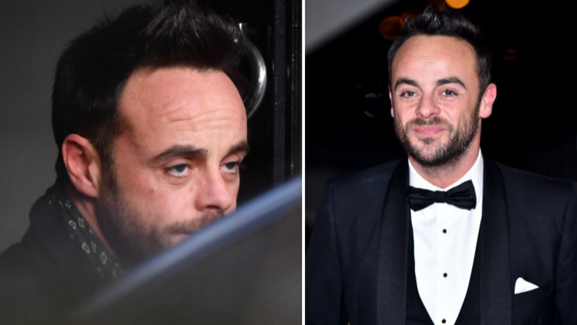 Ant McPartlin Told Mum He'd 'Really Messed Up' After Drink-Drive Arrest