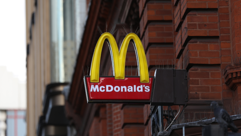 McDonald's Is Giving Out Free Cheeseburgers Today For 'Blue Monday'
