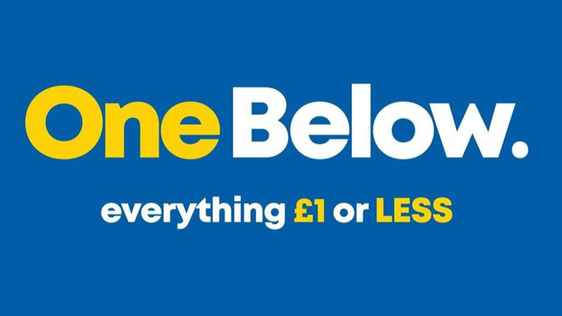 One Below Plans To Open UK Stores Where Everything Is Less Than £1