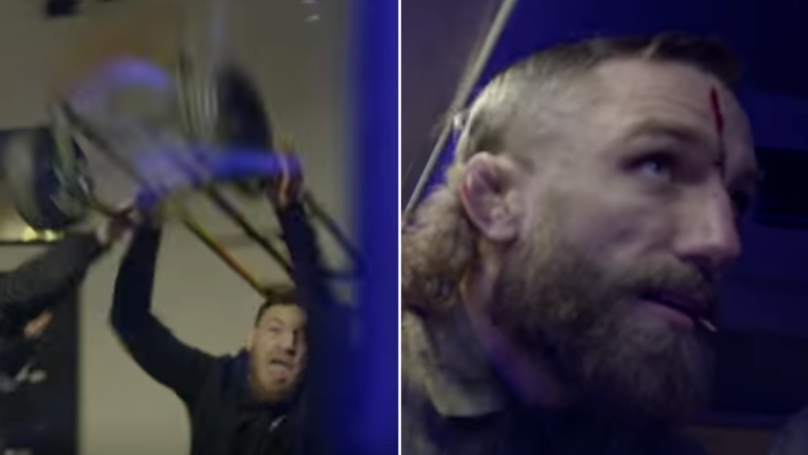 A Year Ago Today: Conor McGregor Attacked Bus Carrying UFC Fighters
