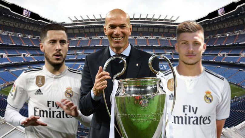 Real Madrid To Unveil €50 Million Signing On Wednesday
