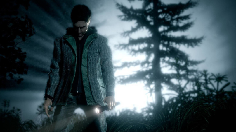 """'Alan Wake 2' Was In Development But It """"Didn't Pan Out"""""""