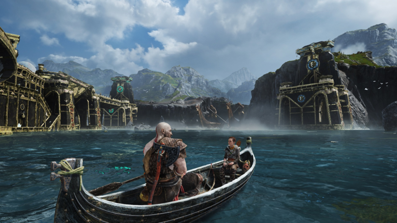 Next God Of War Will Be Much Longer And Larger In Scale