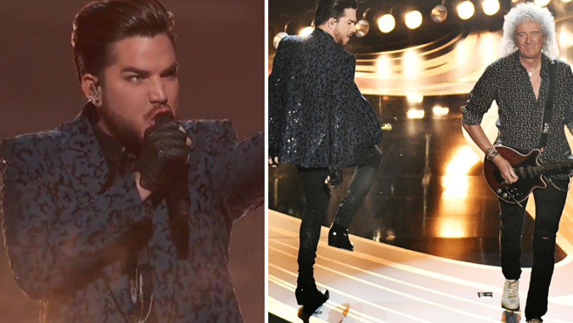 Oscars 2019: Queen And Adam Lambert Play Tribute To Freddie Mercury In Incredible Performance