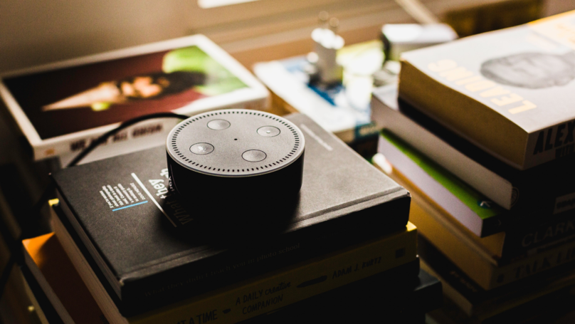 Turns Out Alexa Is Listening To Your Conversations