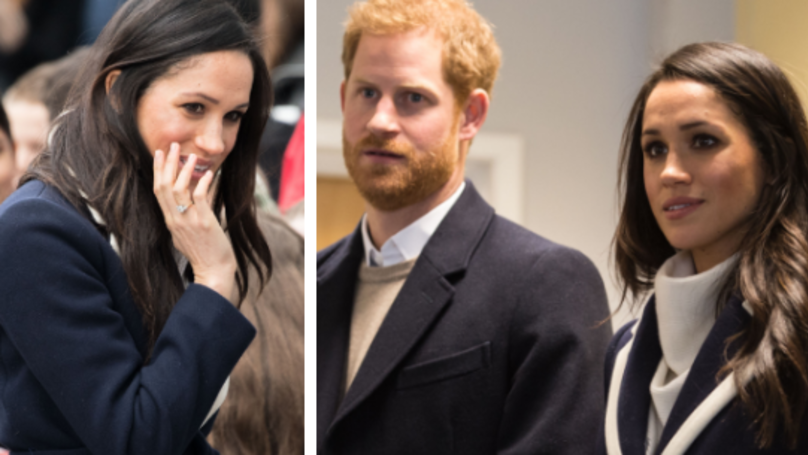 Prince William Could Be 'Giving Away Meghan Markle' During Royal Wedding