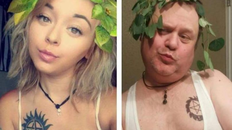 Dad Has Double The Followers Of His Daughter On Instagram After Copying Her Racy Selfies