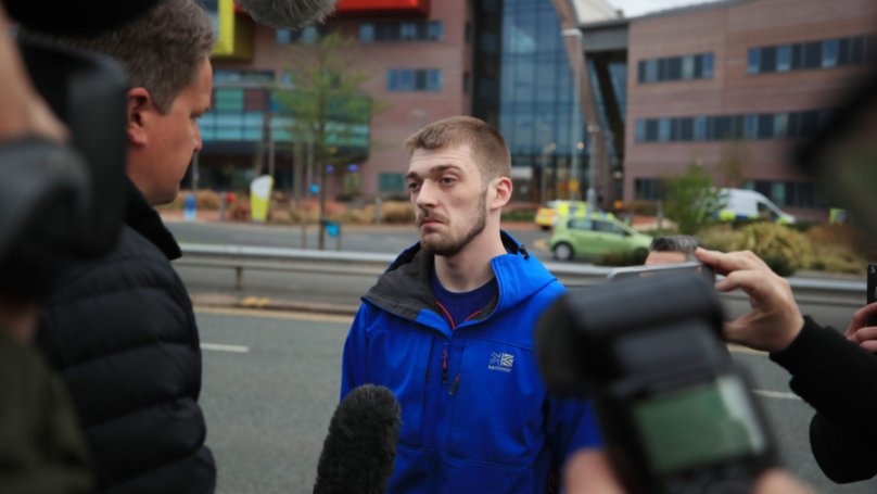 ​Alfie Evans' Dad Claims His Son Has Been Breathing Unassisted For 11 Hours