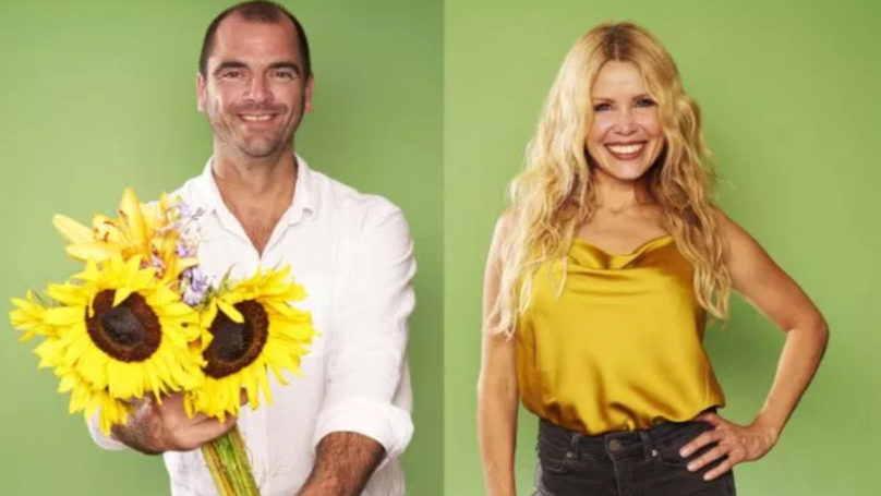 Melinda Messenger Gets Matched With Her Wedding Photographer On 'Celebrity First Dates'