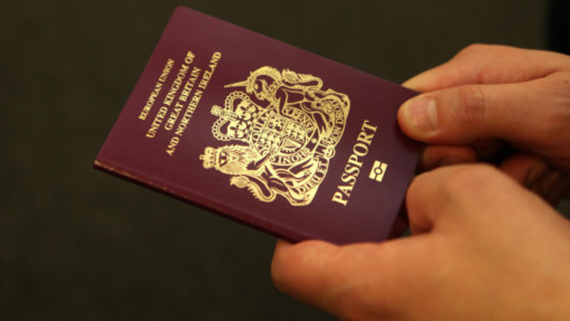 Britain's Blue Passports Post-Brexit Will Be Made By Franco-Dutch Firm