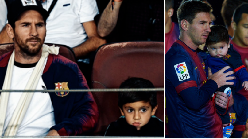 Lionel Messi Reveals His Son Criticises His Performances