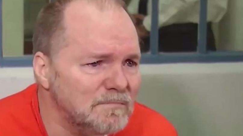 Murderer's Final Meal Before Being Executed In Front Of Victims' Families Is Revealed