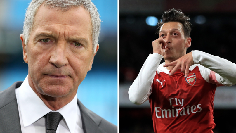Mesut Özil Brutally Shuts Down Graeme Souness After Latest Criticism