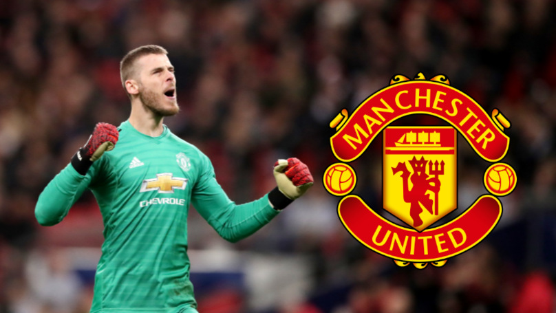 David De Gea Closes In On New Manchester United Deal