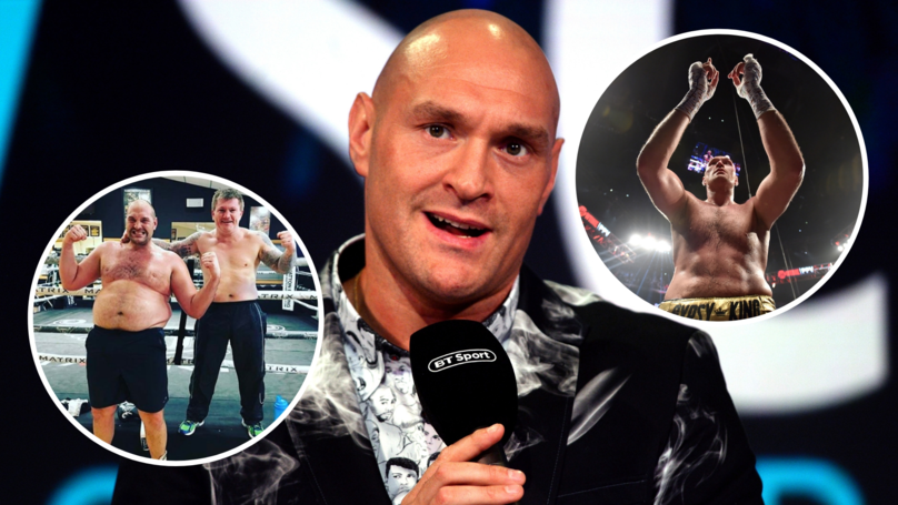 Tyson Fury Candidly Opens Up About Spiralling Into Depression After Wladimir Klitschko Fight
