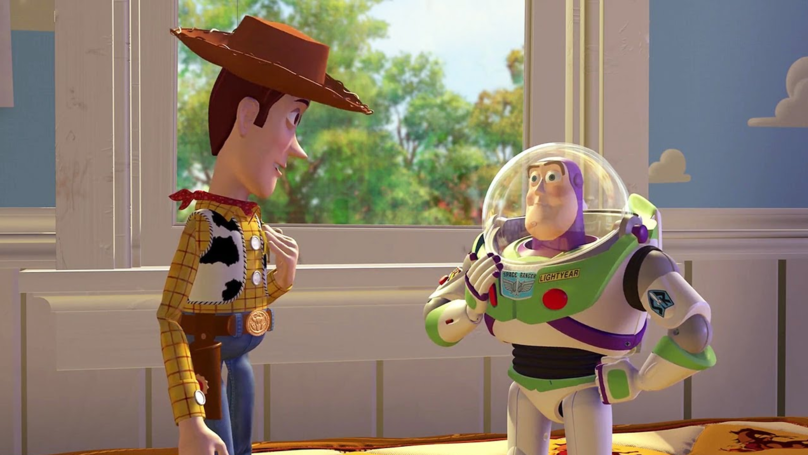 Toy Story Has Been Voted Adults' Favourite Film For Kids