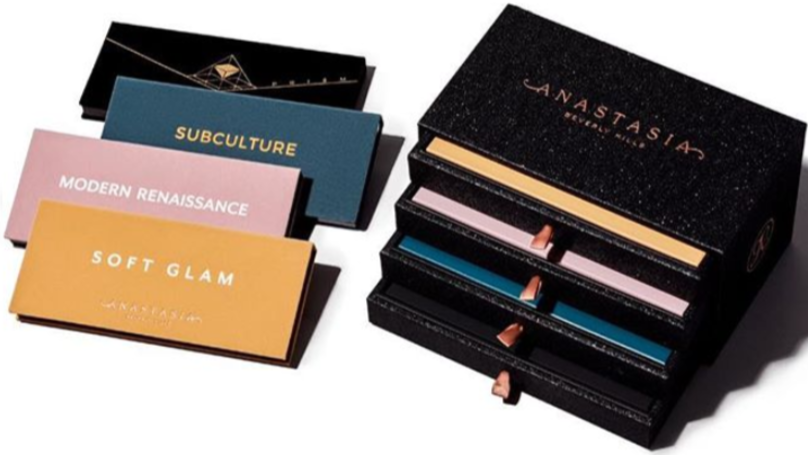 Anastasia Beverly Hills To Release An Eyeshadow Palette Vault And It's Glorious