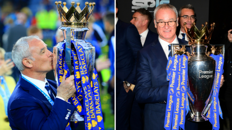Claudio Ranieri Returns To The Premier League With Fulham