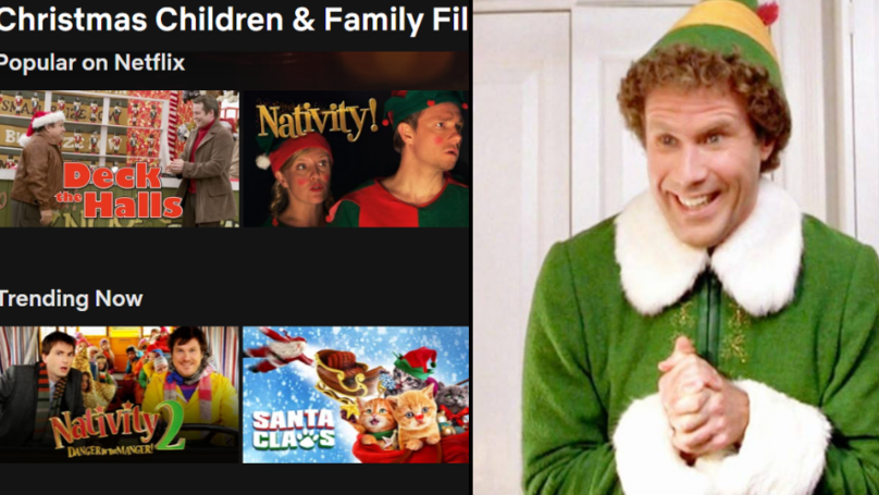 Secret Netflix Codes Let You Binge-Watch Christmas Films Early
