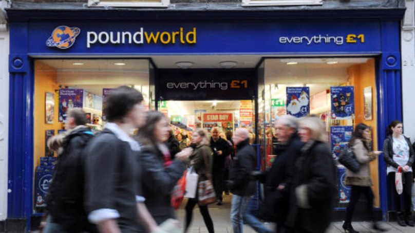Poundworld At Risk Of Going Into Administration Putting 5000 Jobs In Jeopardy