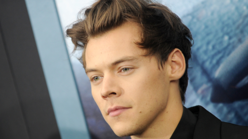 Harry Styles 'Could Be The Next James Bond'