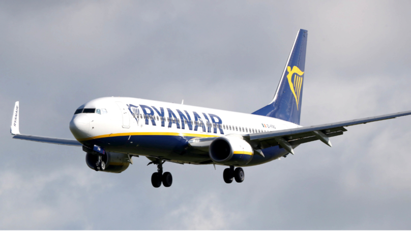 Ryanair Passenger Faces £100 Bill for Auto-Correct Mistake