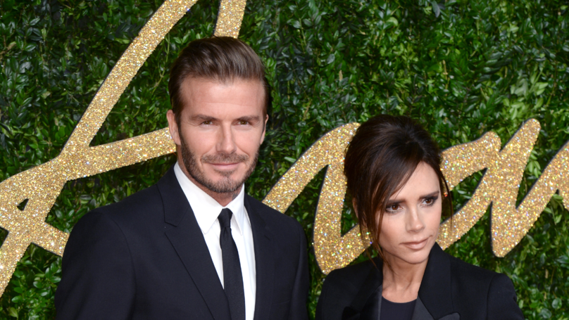 David Beckham Says He And Wife Victoria Are 'Saving The Pennies' Now They Have Children