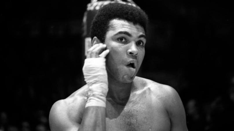 'I Shook Up The World' - Muhammad Ali's Greatest Quotes
