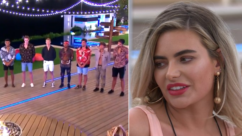 Love Island 2018: Meghan Chooses Which Boy She Wants To Couple Up With