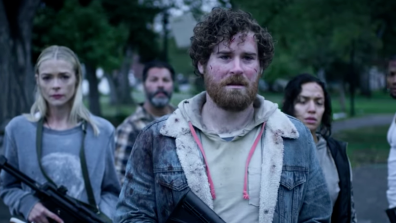 Netflix's New Zombie Show Black Summer Is Coming To Netflix Today