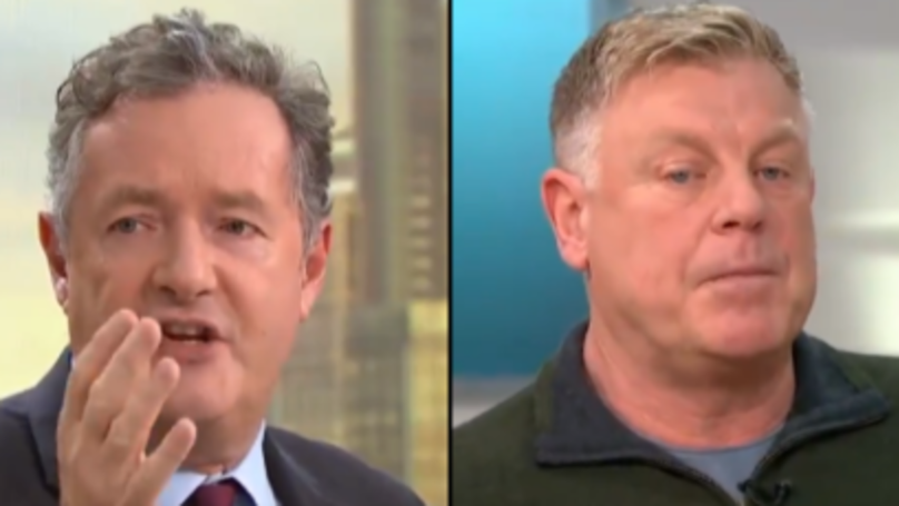 Piers Morgan Lays Into Trophy Hunter On Good Morning Britain
