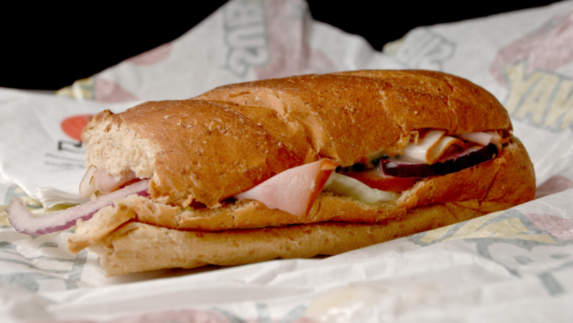 ​Subway Is Giving Out Free Six-Inch Subs On Valentine's Day