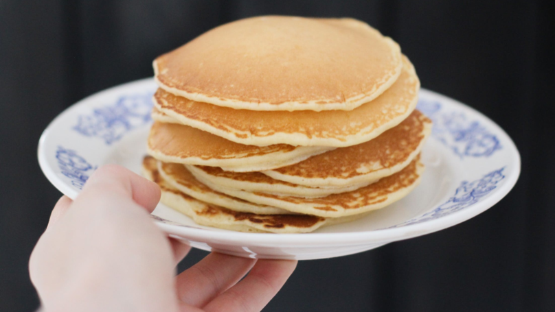 This Pancake Recipe Has More Than 10,000 Five Star Reviews Online