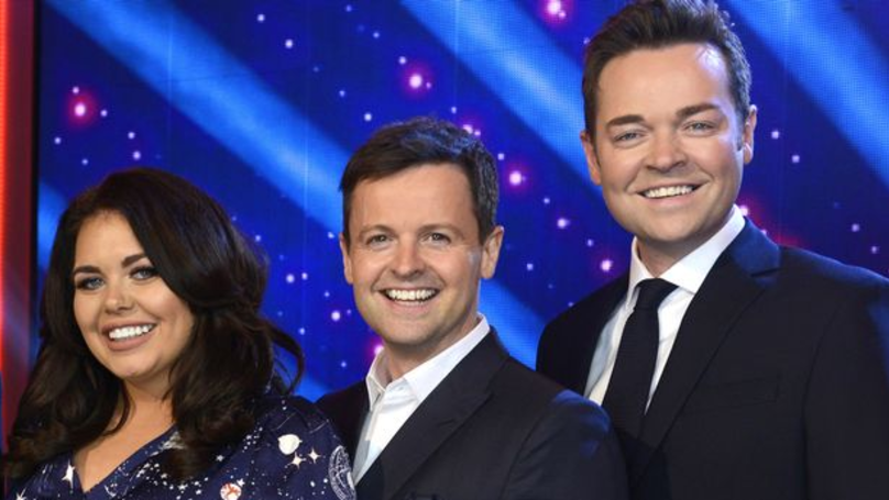 ​Saturday Night Takeaway To Return Next Week With Dec Donnelly Presenting It Solo