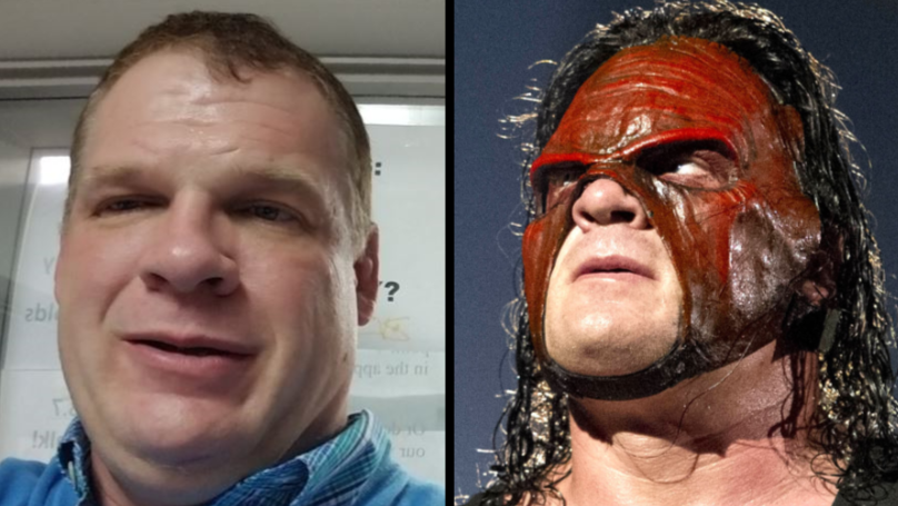 Pictures Of WWE's Kane Running For Mayor In Tennessee Just Look Weird