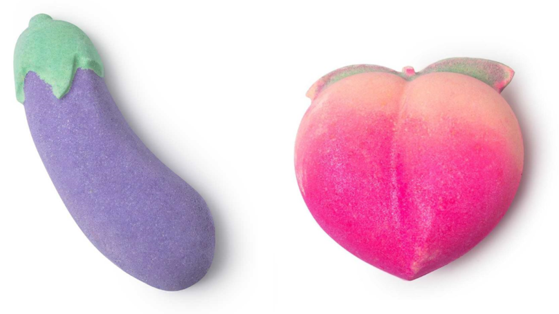 Lush's Valentine's Day Emoji Bath Bombs Are A Mood