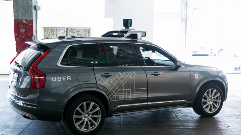 Self-Driving Uber Vehicle Kills Pedestrian In Arizona