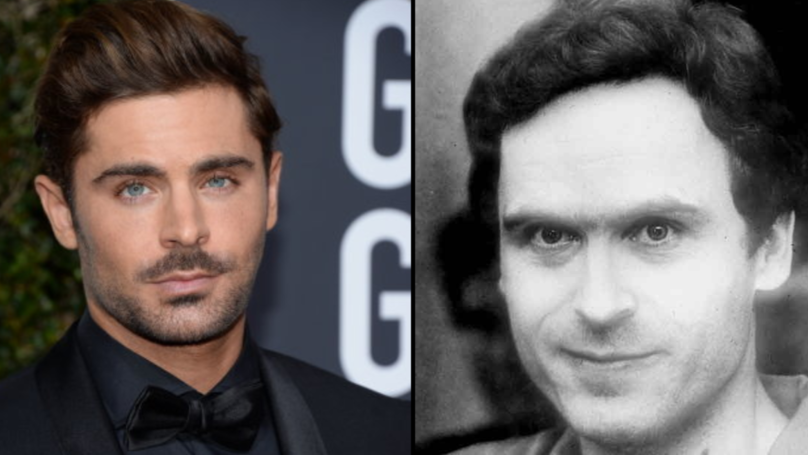 Zac Efron Shares First Photo After Transition Into Serial Killer Ted Bundy