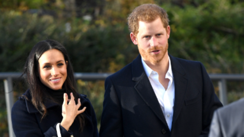 Prince Harry Has 'Quit Smoking For Meghan Markle'