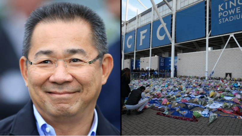 Leicester City Confirms Vichai Srivaddhanaprabha Was Killed In Helicopter Crash
