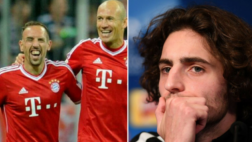 Franck Ribery Brilliantly Ridicules Rabiot For Snubbing French Standby Call-Up