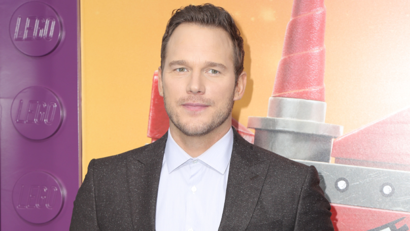 Chris Pratt Addresses Accusations He Worships At 'Anti-LGBTQ' Church