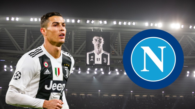 Napoli Were 'Offered' The Chance To Sign Cristiano Ronaldo From Real Madrid