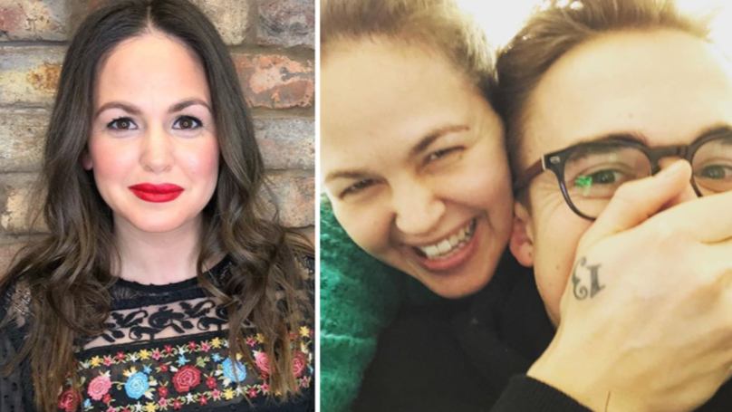 ​Pregnant Giovanna Fletcher Worried About Her Baby After Experiencing Pain
