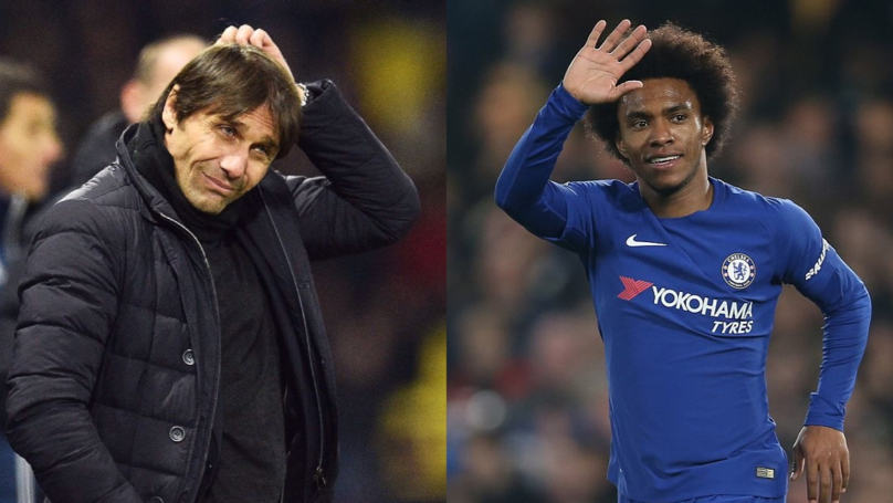Shock Favourites Emerge To Sign Willian