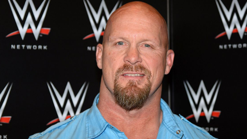 Stone Cold Steve Austin With Hair In The Early 90s Is Slightly