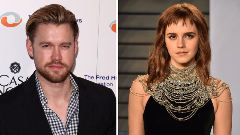 Emma Watson And Chord Overstreet Go Public With Relationship As They're Spotted Holding Hands