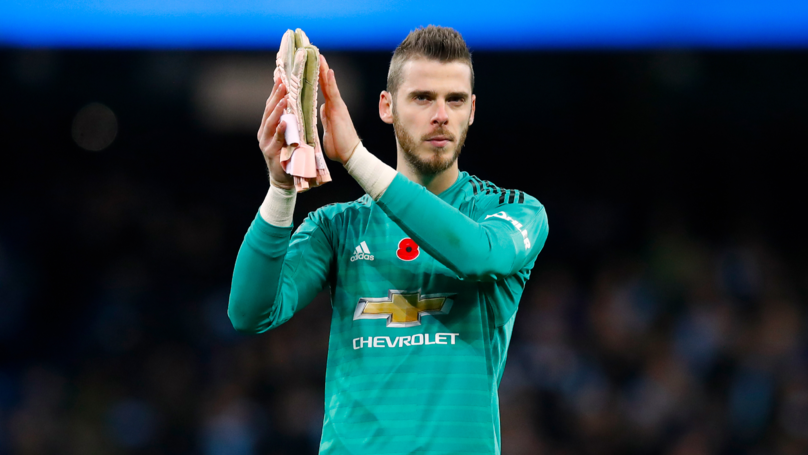 David De Gea Wants To Know One Thing Before Signing New Deal