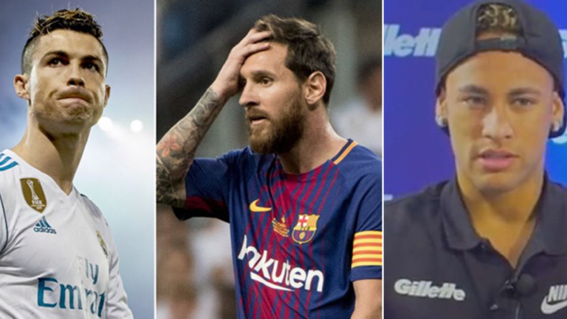 Neymar Gives His Opinion On Lionel Messi And Cristiano Ronaldo, Shows His Class