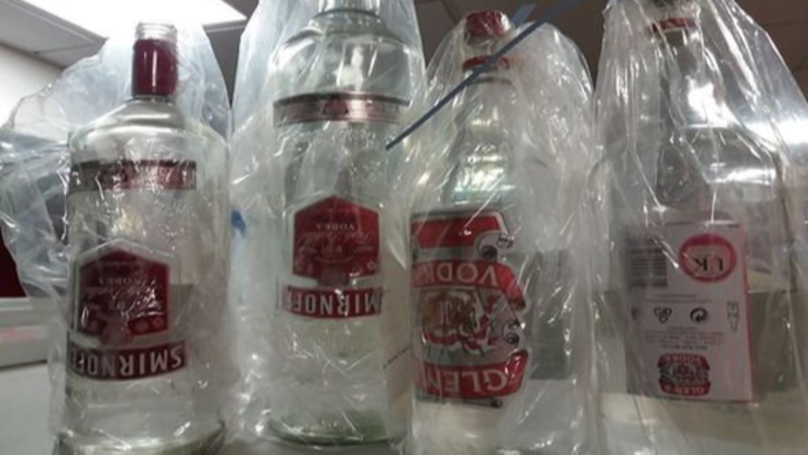 Drinkers Warned About Fake Alcohol Ahead Of New Year's Eve Celebrations